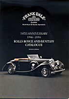 Frank Dale & Stepsons Catalogue by F Dale