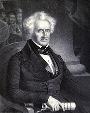 Author photo. Image from <b><i>Memoirs, Official and Personal</i></b> (1846) by Thomas L. McKenney