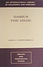 Darius the Mede; a study in historical…