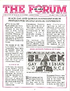 The Black Forum: A Publication of the Black…