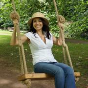Author photo. Justine Avery in Bilbury, England