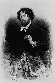 Author photo. Self portrait, 1842 print (LoC Prints and Photographs Division, LC-USZ72-9)