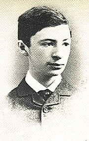 Author photo. Public Domain, <a href=&quot;https://commons.wikimedia.org/w/index.php?curid=400982&quot; rel=&quot;nofollow&quot; target=&quot;_top&quot;>https://commons.wikimedia.org/w/index.php?curid=400982</a>
