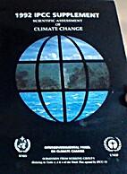 1992 IPCC supplement : scientific assessment…