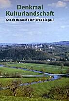 Denkmal Kulturlandschaft: Stadt Hennef:…