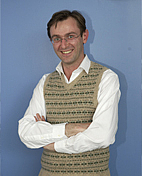 """Author photo. Stuart Kelly, author of """"The Book of Lost Books"""""""