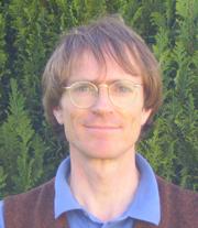 """Author photo. Ben Buxton, author of """"Vatersay Raiders"""""""