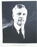 """Author photo. Photograph of Gustavus Hindman Miller. From """"The Millers of Millersburg"""" by John Bailey Nicklin, Jr. Nashville, Tennessee: Brandon Printing Company, 1923. Facing page v."""