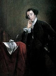 """Author photo. From <a href=""""http://commons.wikimedia.org/wiki/Image:Horace_Walpole.jpg"""">Wikimedia Commons</a>"""