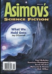 Asimov's Jun 2016 cover