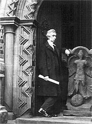 Author photo. Rev. John Collingwood Bruce