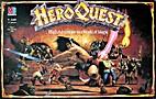 HeroQuest by Stephen Baker
