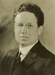 Author photo. Credit: Underwood & Underwood, New York<br>Courtesy of the <a href=&quot;http://digitalgallery.nypl.org/nypldigital/id?97363&quot;>NYPL Digital Gallery</a><br>(image use requires permission from the New York Public Library