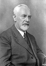 Author photo. Ludwig Prandtl