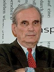 Author photo. Joachim Fest, 2004