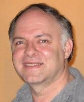 Author photo. comicbookcatacombs