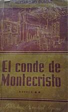 El conde de Montecristo, Tomo II by…