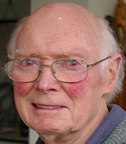 "Author photo. Alexander Fenton, author of ""Country Life in Scotland"""