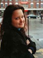 Author photo. Courtesy of Alexandra LaFaye