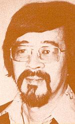 Author photo. Ken Adachi