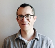 Author photo. from his website