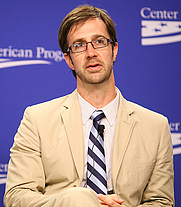 Author photo. Center for American Progress