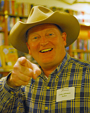 "Author photo. <A HREF=""http://flickr.com/photos/markcoggins/2439042293/in/set-72157604716295597/"">Photo by flickr user Mark Coggins</A>"