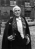 Author photo. Marcel Brion (1895-1984)