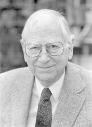 Author photo. Robert A. Dahl