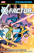 X-Factor Epic Collection: Genesis &…