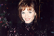 Author photo. Photo credit: Alan Light, 1991