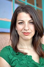 Author photo. Anita Sarkeesian