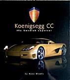 KOENIGSEGG CC THE SWEDISH SUPERCAR by Dane…