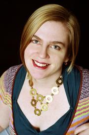 Author photo. Photo by Rachael Ashe