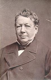 Author photo. Carte de Visite Woodburytype. c. 1870.