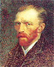 Author photo. http://commons.wikimedia.org/wiki/Image:VanGogh_1887_Selbstbildnis.jpg?uselang=de