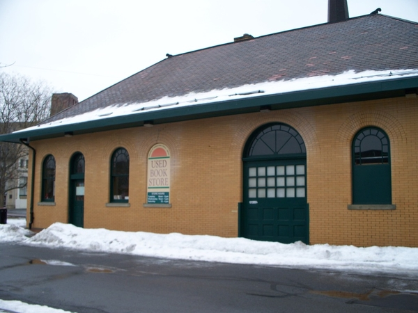 The Used Book Store In Middletown, New York | Librarything Local