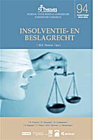 Insolventie- en beslagrecht by Matthias…