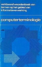 Computerterminologie Verklarend woordenboek…