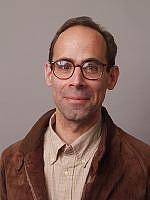 Author photo. Photo courtesy of David Bromwich, Department of English, Yale University.