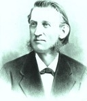 Author photo. from the cover of his biography written by Anna Campbell Palmer