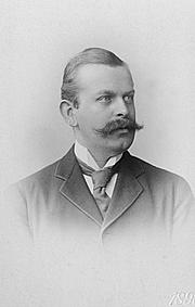 Author photo. Ernst Diehl (1874—1947), deutscher klassischer Philologe