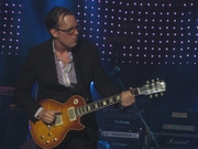 Author photo. Joe Bonamassa on stage at the O2 Apollo in Manchester, England, October 2010 / Photo by Hinton1994