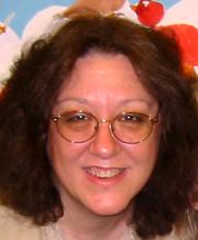 Author photo. Photo courtesy of Kelly Milner Halls.