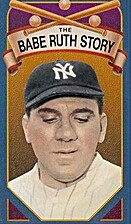 The Babe Ruth Story [1948 film] by Roy Del…