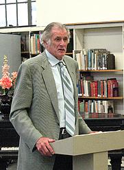 Author photo. Bridgeport Public Library