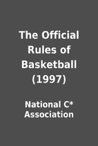 The Official Rules of Basketball (1997) by…