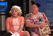 "Author photo. Jaston Williams (left) and Joe Sears as Vera Carp and Pearl Burras. Photo by <a href=""http://en.wikipedia.org/wiki/User:Philkon"" rel=""nofollow"" target=""_top"">Phil Konstantin</a>"