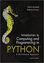 Introduction to Computing and Programming in…