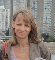 Author photo. Photo taken by Ivy Harper.